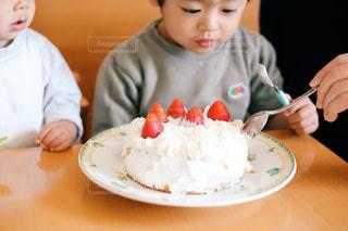 ケーキの写真・画像素材[3091827]