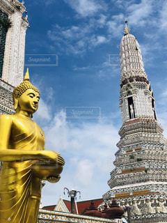 タイ ワットアルンの写真・画像素材[2409018]