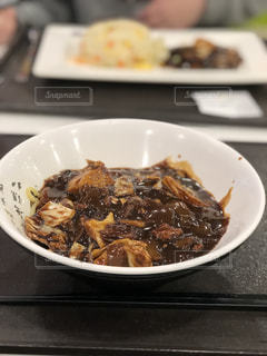 韓国のジャージャー麺の写真・画像素材[2408009]