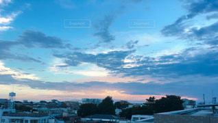 都市の空の写真・画像素材[2408069]