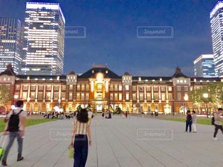 東京駅の写真・画像素材[2431049]