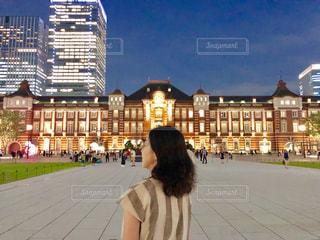 東京駅の写真・画像素材[2433177]