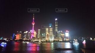 魔界都心 上海の写真・画像素材[2408876]