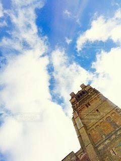 空の写真・画像素材[92802]