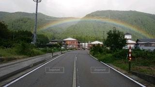 虹の写真・画像素材[2446098]