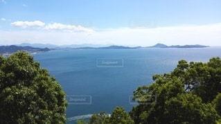 鹿島の展望台から見える風景の写真・画像素材[2415120]