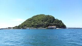 愛媛県 鹿島の写真・画像素材[2415163]