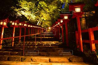 貴船神社の写真・画像素材[2412368]