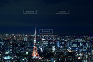 東京の夜の写真・画像素材[2439294]