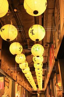 日本の文化 提灯の写真・画像素材[2412630]