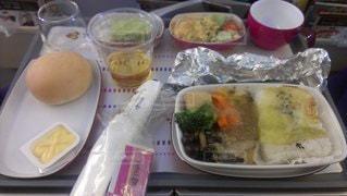 機内食の写真・画像素材[2423275]