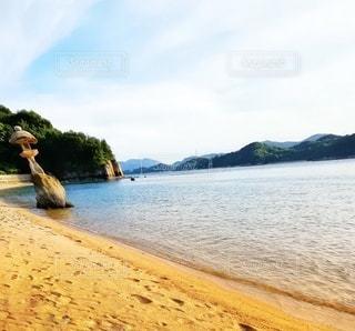 瀬戸内ののどかな島々の写真・画像素材[2416969]