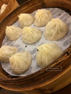 台湾料理 小籠包の写真・画像素材[2420429]