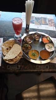 本場のインド料理。の写真・画像素材[3056518]