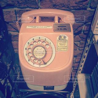 古き良き電話の写真・画像素材[2498140]
