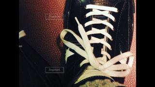 黒い靴の写真・画像素材[2423392]