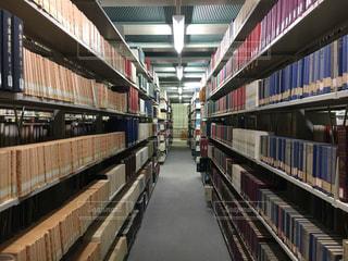 図書館の写真・画像素材[2430586]
