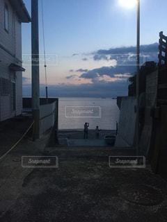 海とこみちの写真・画像素材[2426119]