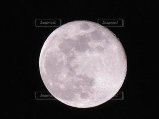 お月様の写真・画像素材[2437230]
