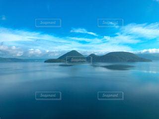 大きな水域の写真・画像素材[2437731]