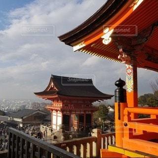 清水寺の写真・画像素材[2438674]