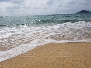 水晶浜の写真・画像素材[2438701]