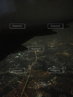 クアラルンプール上空の写真・画像素材[2440806]