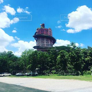 タイのドラゴン寺の写真・画像素材[2441299]