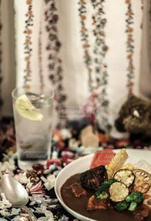 野菜カレーの写真・画像素材[2488609]