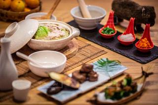 白菜と豚肉のミルフィーユ鍋の写真・画像素材[2694167]