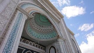 ハズレット・スルタン・モスクの写真・画像素材[2442848]