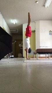 体操,倒立