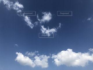 空の雲の写真・画像素材[2820112]