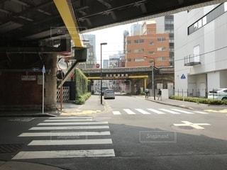 神田の道路の写真・画像素材[2445374]