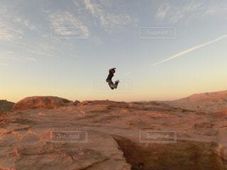 ヨルダン旅行  ペトラ遺跡群の思い出の写真・画像素材[2475693]