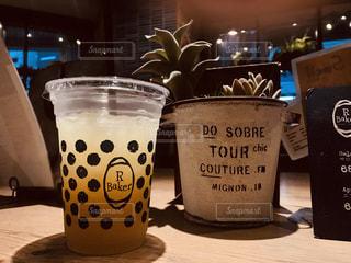 オシャレなカフェの写真・画像素材[2445110]