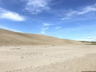 鳥取砂丘の写真・画像素材[2445114]