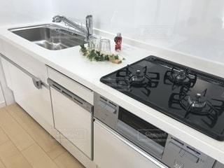 キッチンの写真・画像素材[2668443]
