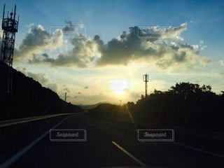 空の写真・画像素材[94056]