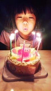 Happybirthday!!!の写真・画像素材[3605113]