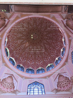 マレーシア ピンクモスクの写真・画像素材[2464482]