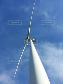 風車の写真・画像素材[2451705]