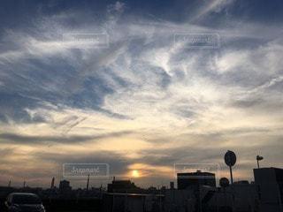 空の写真・画像素材[94661]