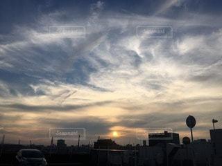 空の写真・画像素材[94666]