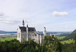 ノイシュヴァンシュタイン城の写真・画像素材[2452724]