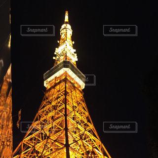 東京タワーの写真・画像素材[265347]