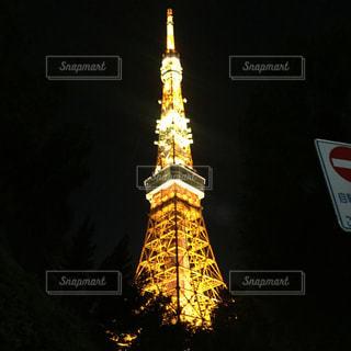 東京タワーの写真・画像素材[265354]