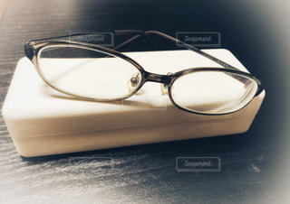 メガネの写真・画像素材[2457908]