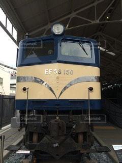 機関車の写真・画像素材[94738]