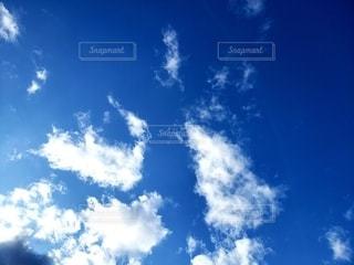 空の雲の群の写真・画像素材[2764191]